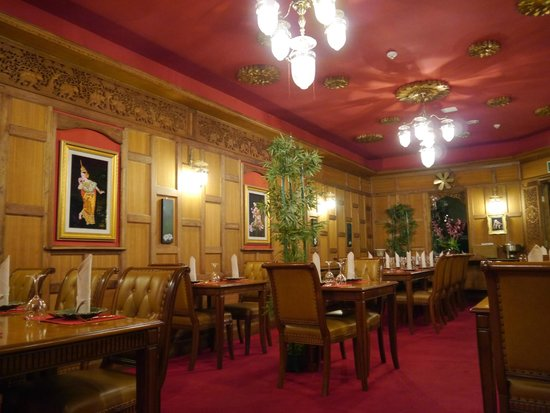 Thai Thai restaurant chesterfield